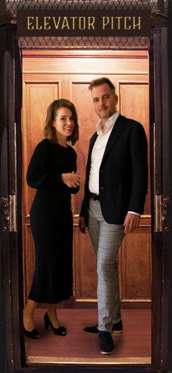 Desiree Hofmann Verkerk en Arjan Hofmann