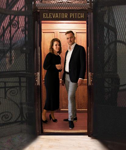 Elevator pich storytelling Hofmann en Hofmann