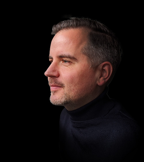 Portret Arjan Hofmann