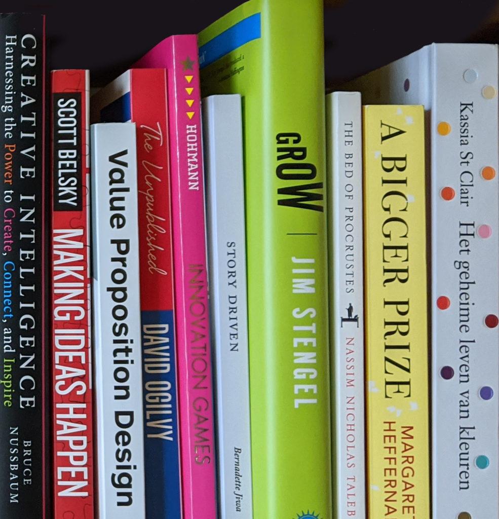 boeken 2 kennis Hofmann